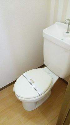 【トイレ】マリンコート蘇我