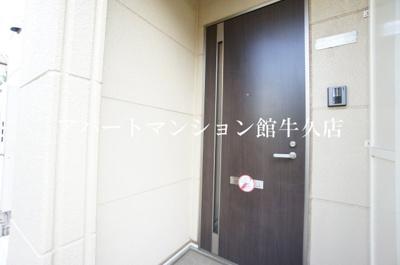 【エントランス】K.H.ヒルズ