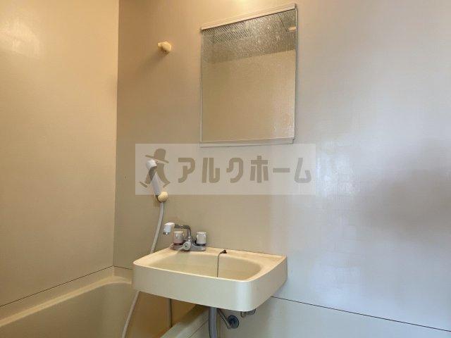 グリーンヒル103(柏原市高井田) 浴室