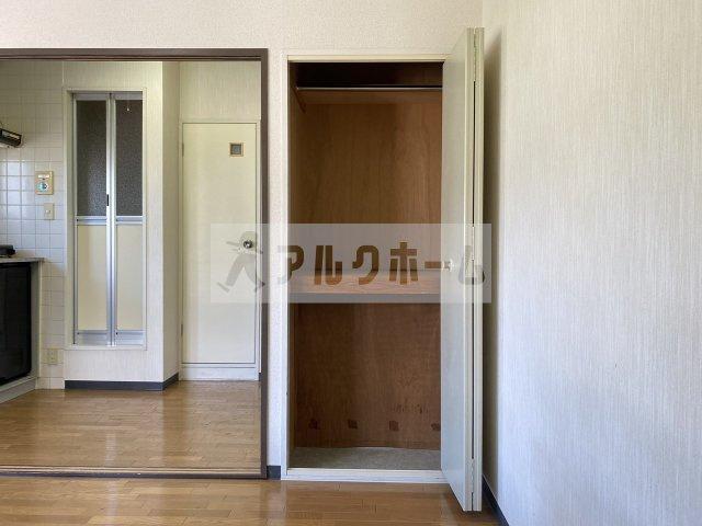 グリーンヒル103(柏原市高井田) バストイレ別