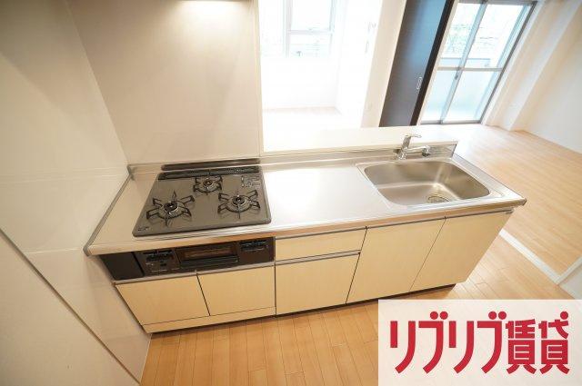 【キッチン】パッション スカイ