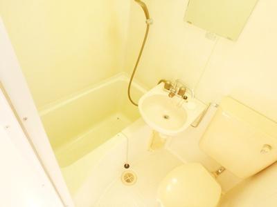 【浴室】キューノハウス