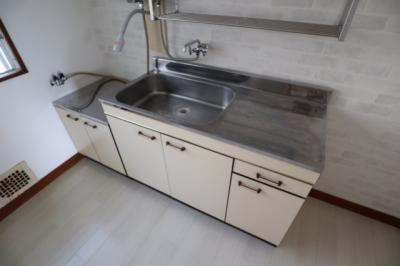 【キッチン】レジデンス山下