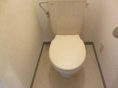 【トイレ】ルミエール二階堂