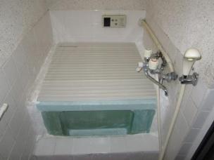 【浴室】天南荘