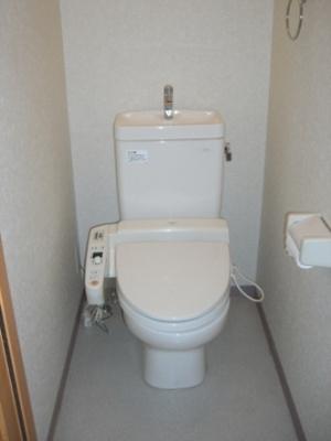 【トイレ】ポポラーレ