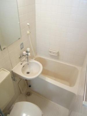 【浴室】東田マンション