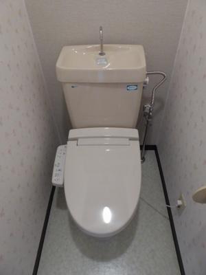 【トイレ】オークハイツ