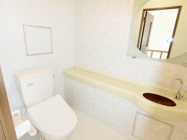 【トイレ】ネオハイツ神陵台