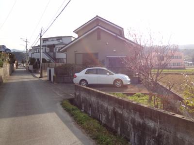 【駐車場】西隈大石貸家