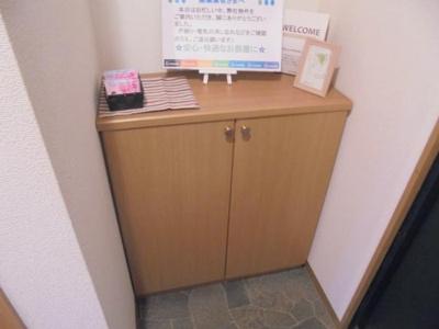【玄関】モナーク・コート