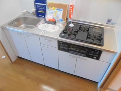 【キッチン】モナーク・コート