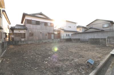 D-town 草津市駒井沢町・前面道路幅約5m・間口約11.8m