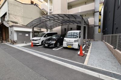 【駐車場】リーベル クリサンス