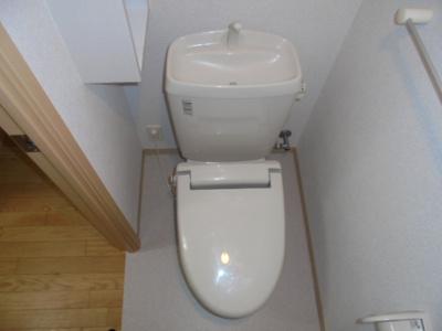 【トイレ】グラツィオーネ