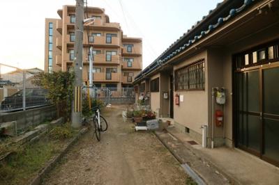 【周辺】小阪合町3丁目平屋