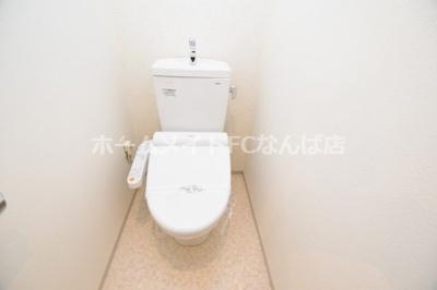【トイレ】レジュールアッシュ松屋町