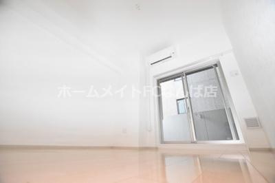 【寝室】レジュールアッシュ松屋町