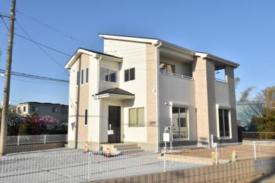 鴻巣市原馬室 土地74坪のひろびろ新築戸建て
