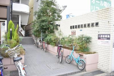 【エントランス】シャンポール東大阪