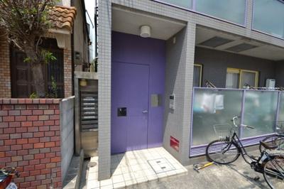 【エントランス】NOBSUN阪急六甲