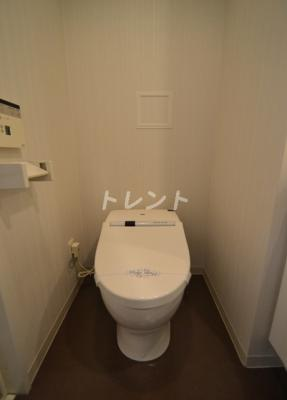 【トイレ】エスティメゾン新中野