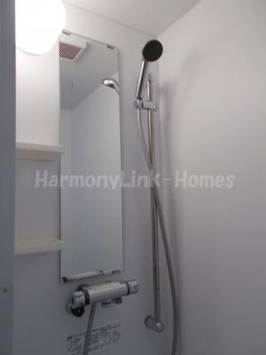 ハーモニーテラス赤羽のきれいなシャワールームです☆