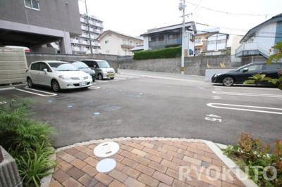 【駐車場】GRANTAGE下関Ⅳ