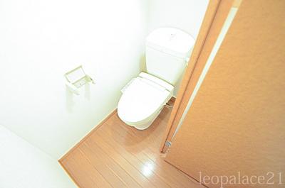 【トイレ】リバーサイド テラス