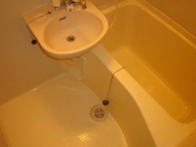 【浴室】リバーサイド テラス