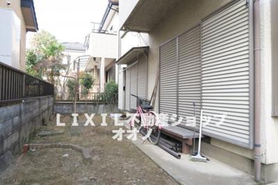 【庭】加須市久下5丁目 中古一戸建