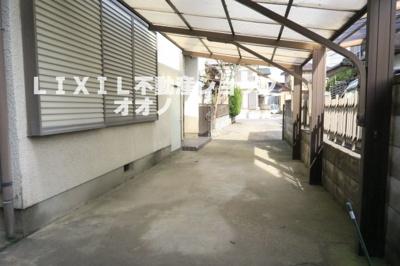 【駐車場】加須市久下5丁目 中古一戸建