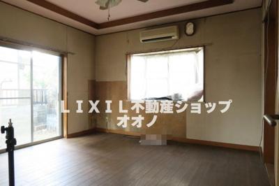 【居間・リビング】加須市久下5丁目 中古一戸建
