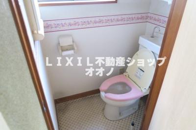 【トイレ】加須市久下5丁目 中古一戸建