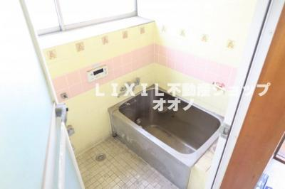 【浴室】加須市久下5丁目 中古一戸建
