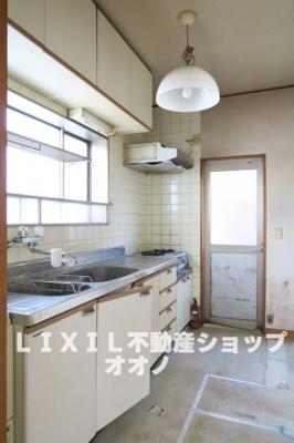 【キッチン】加須市久下5丁目 中古一戸建