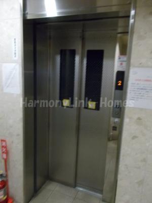 プレール高田馬場のエレベーター☆