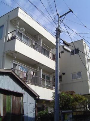 【外観】鈴木コーポ