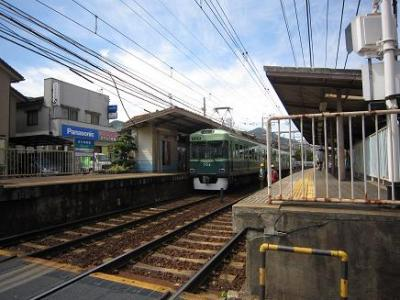 京阪近江神宮前駅