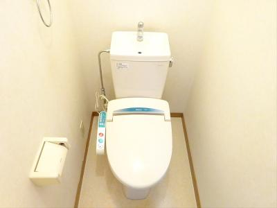 【トイレ】エリールミサキ