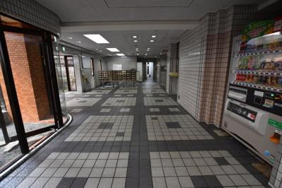 【ロビー】ライオンズマンション日本橋