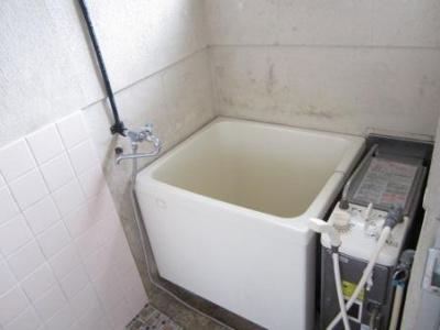 【浴室】緑風荘北棟