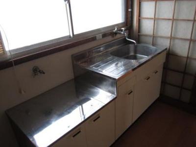 【キッチン】緑風荘北棟