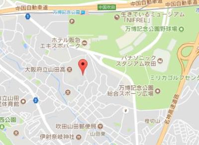 ヒルトップ千里山田