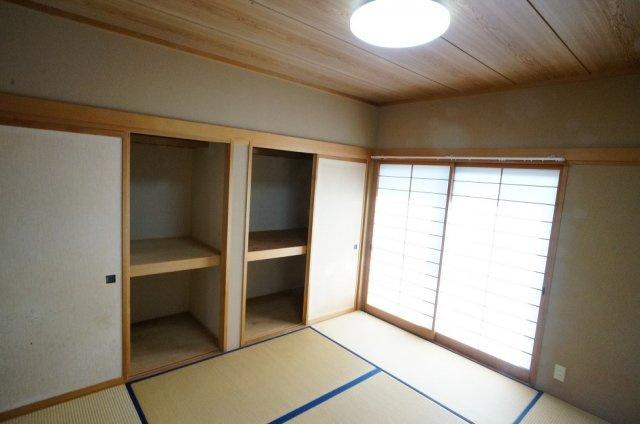 1階和室押入