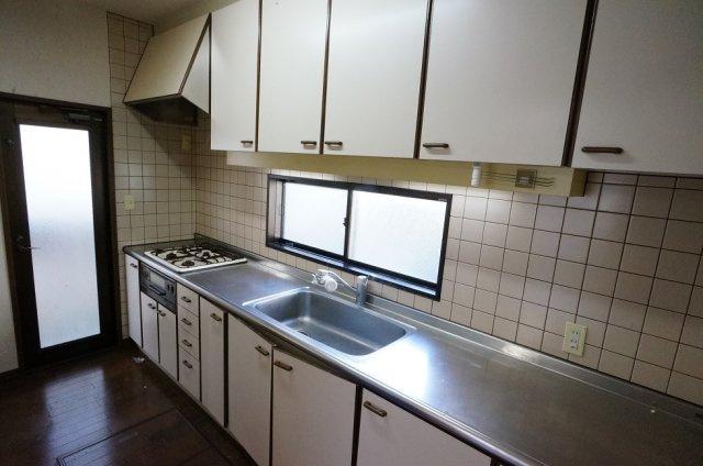 【キッチン】関屋大川前貸家