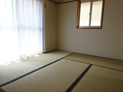 【寝室】ハーベストハイツ