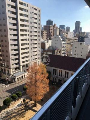 ジオ新町 眺望