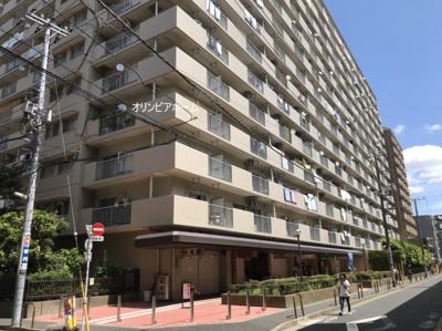 【外観】マインコーポ葛西 8階 リ ノベーション済 葛西駅2分