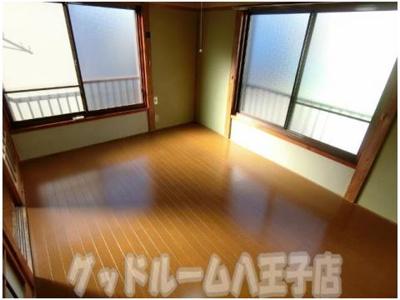 【居間・リビング】コーポ福島